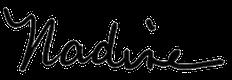Nadine_signiture