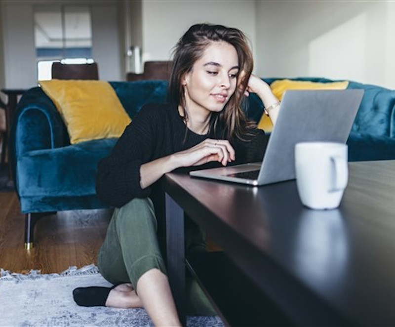 pants working girl