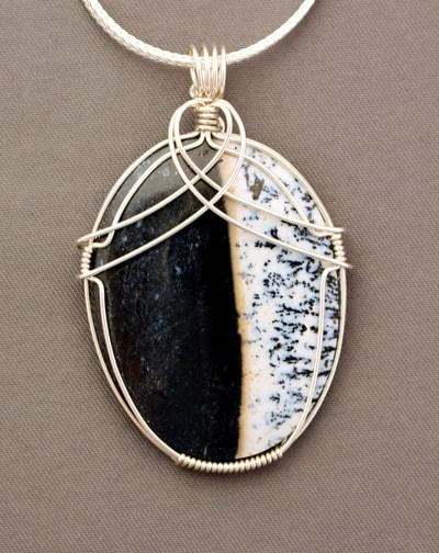 Blue Dendrite